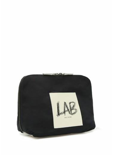 Pal Zileri Pal Zileri Lab  Logo Baskılı Erkek Portföyü 101628958 Lacivert
